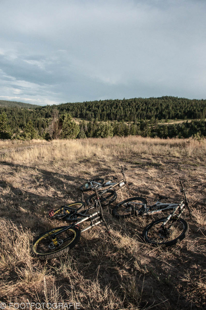 laid bike